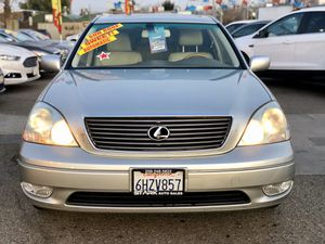 2002 Lexus LS 430 Clean Title Low Price Guarantee $5999 for Sale in Byron, CA