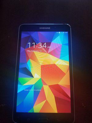 Galaxy Tab 4 w/ Case for Sale in Springdale, AR