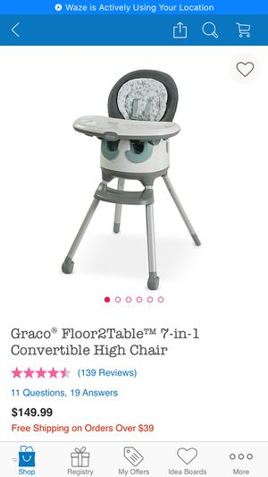 Graco 7-in-1 High Chair STILL IN BOX for Sale in West Columbia, SC