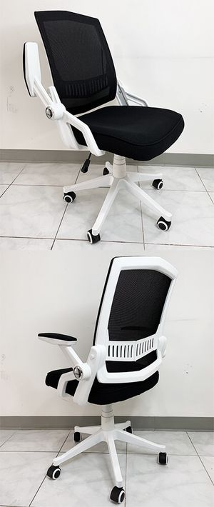 New $70 Modern Computer Mesh Office Chair Recline Adjustable Height Folding Arm for Sale in Whittier, CA