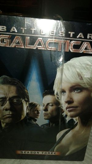 Battle Star Galactica six DVD season 3 for Sale in South Gate, CA