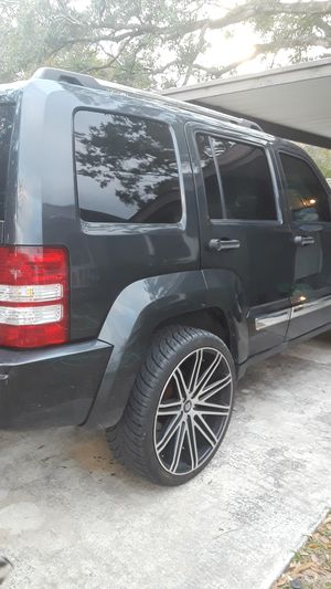"""22"""" Rims with Tires- $800 for Sale in Tampa, FL"""