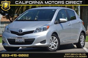 2014 Toyota Yaris for Sale in Stanton, CA
