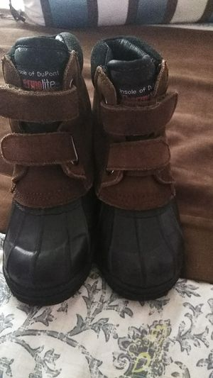 Snow kids boots for Sale in San Jose, CA