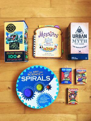 Kids Activities, Puzzle & Games for Sale in Rossmoor, CA