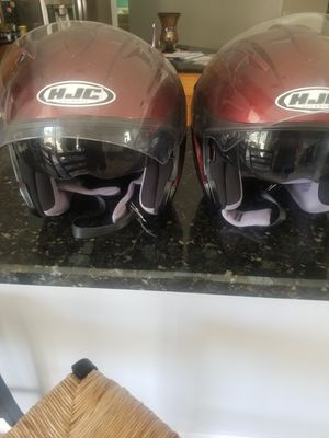 Helmets. HJC for Sale in Redstar, WV