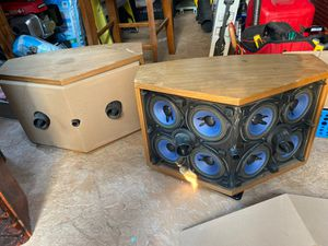 Bose 901 speakers for Sale in Tracy, CA