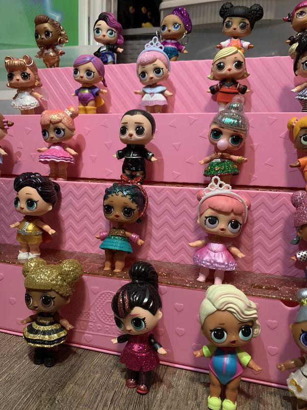 Lol surprise rolls 27 dolls