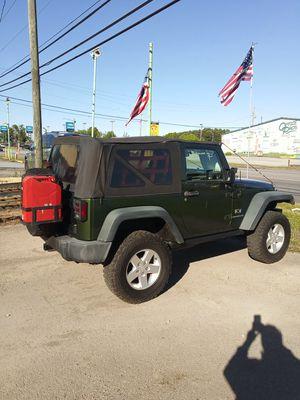 2008 Jeep Wrangler x for Sale in Gainesville, GA