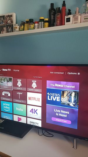 "TCL SMART TV 43"" w/ Roku for Sale in San Diego, CA"