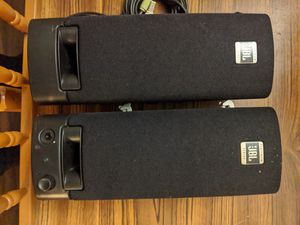 JBL platinum series speakers computer speakers for Sale in Inglewood, CA
