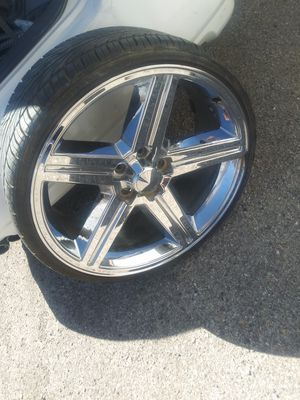 22's with rims for Sale in Highland, CA
