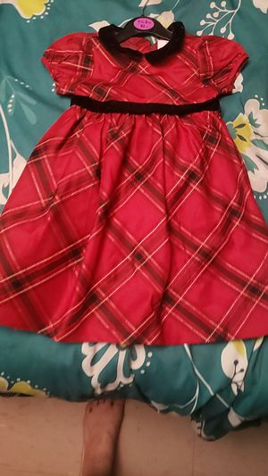 ganboree like new red detailed dress for Sale in Boston, MA