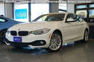 2016 BMW 4 Series for Sale in Lynnwood, WA