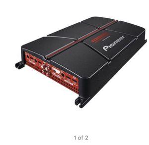 New Pioneer Amp 2 Channels 1000watts (Read desc) for Sale in Marysville, WA