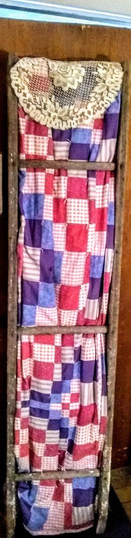 Vintage lAdder/quilt for Sale in Saint Joseph, MO