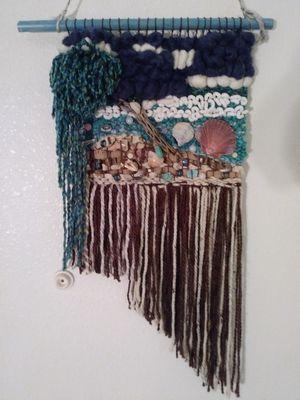 """Sally..."" An ocean weave. for Sale in Payson, AZ"