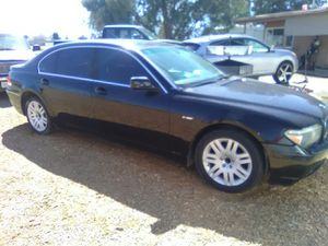 02BMW 745i for Sale in Lancaster, CA