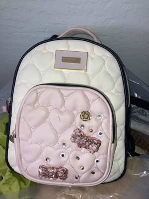 Betsey Johnson mini backpack for Sale in Oakland, CA