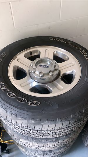 Rims the for 250 for Sale in Tampa, FL