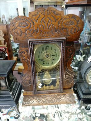 Circa 1900 original antique clock for Sale in Vista, CA