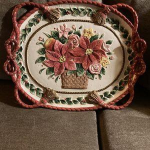 Platter for Sale in Kingsburg, CA