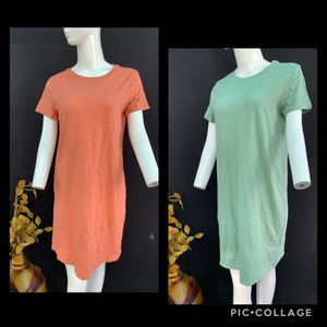 NWT Bundle of 2 Tshirt Dresses for Sale in Long Beach, CA