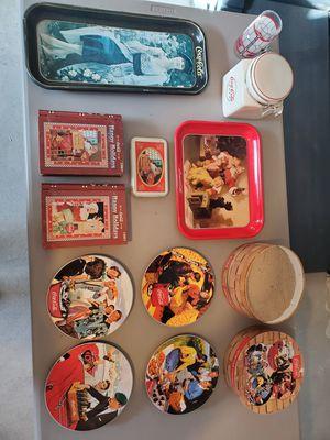 Coca Cola vintage collectibles. for Sale in Lochbuie, CO