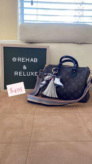 Authentic Louis Vuitton Speedy Rehab Bag for Sale in Las Vegas, NV