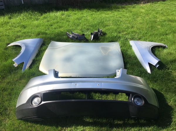 Infiniti FX parts (all Gen 1 years, all parts)