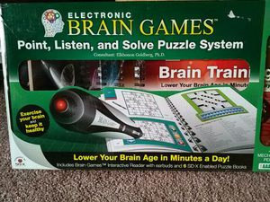 Electronic Brain Games (MIB) for Sale in McKeesport, PA