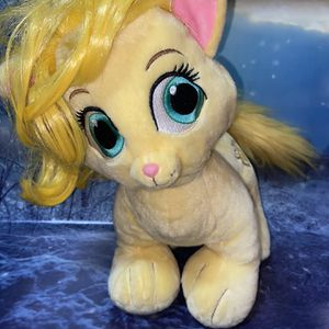 "build a bear workshop BAB disney palace pets rapunzel from tangle movie cat 15"" for Sale in Bellflower, CA"
