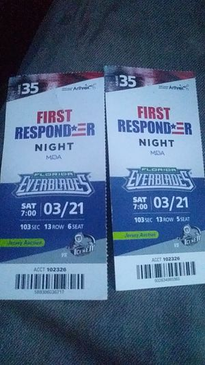 Everblades Tickets for Sale in Fort Myers, FL