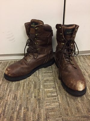Men's size 14 Redhead leather boots for Sale in Hamilton, OH
