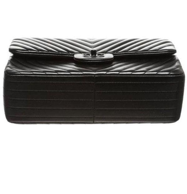 Authentic Chanel Jumbo Flap Bag