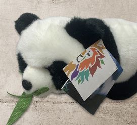 San Diego Zoo Wild Beasts Plush Giant Panda 100 year California NEW by Aurora for Sale in Beaverton,  OR