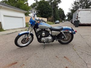 2005 XLH 1200 CUSTC HARLEY DAVIDSON for Sale in Mechanicsburg, OH