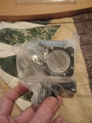 GoPro clear protective shell for Sale in Buckeye, WV