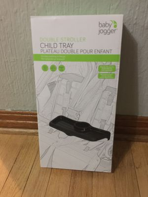Baby Jogger Child tray double stroller for Sale in Denver, CO