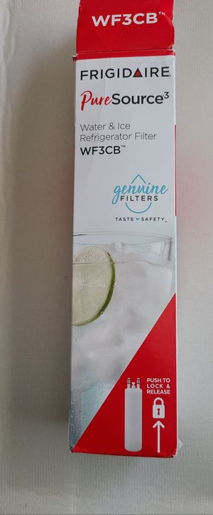 New Water & Ice refrigerator filter for Sale in Las Vegas, NV