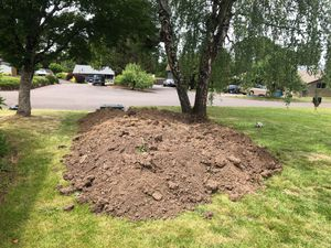 Clean fill dirt FREE for Sale in Vancouver, WA