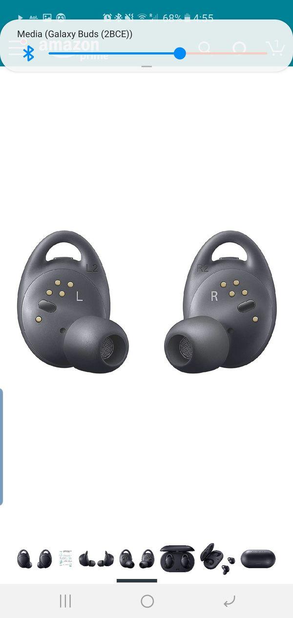 Samsung Gear IconX Bluetooth Earbuds