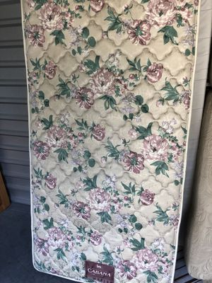 Twin bed and frame for Sale in Tampa, FL