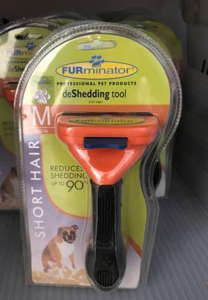 Furminator deShedding medium short hair for Sale in Rosemead, CA