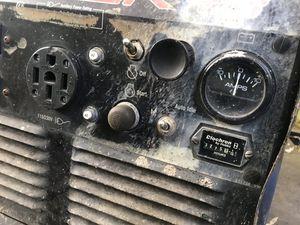Welder in trailer welder work but it needs valves.asking 600 for Sale in Huntingtown, MD