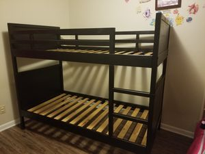 IKEA bunk beds +Mattresses for Sale in Apex, NC