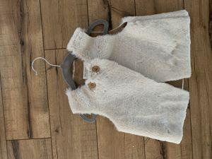 Zara fur vest for Sale in La Mesa, CA