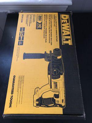 Dewalt 20v rotary hammer drill tool only for Sale in Arlington, VA