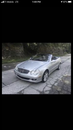 2007 Mercedes Benz CLK 350 convertible for Sale in Huntington Beach, CA