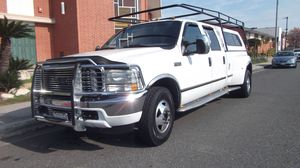 2002 Ford F-350 Super Duty Crew Cab Lariat V10 Dually for Sale in Los Angeles, CA
